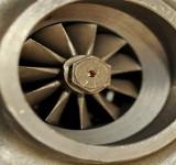 Turbolader Komatsu Dieselmotor 4D95